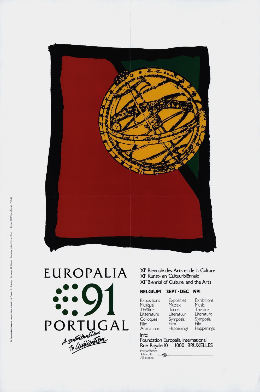 Europália 91 Portugal