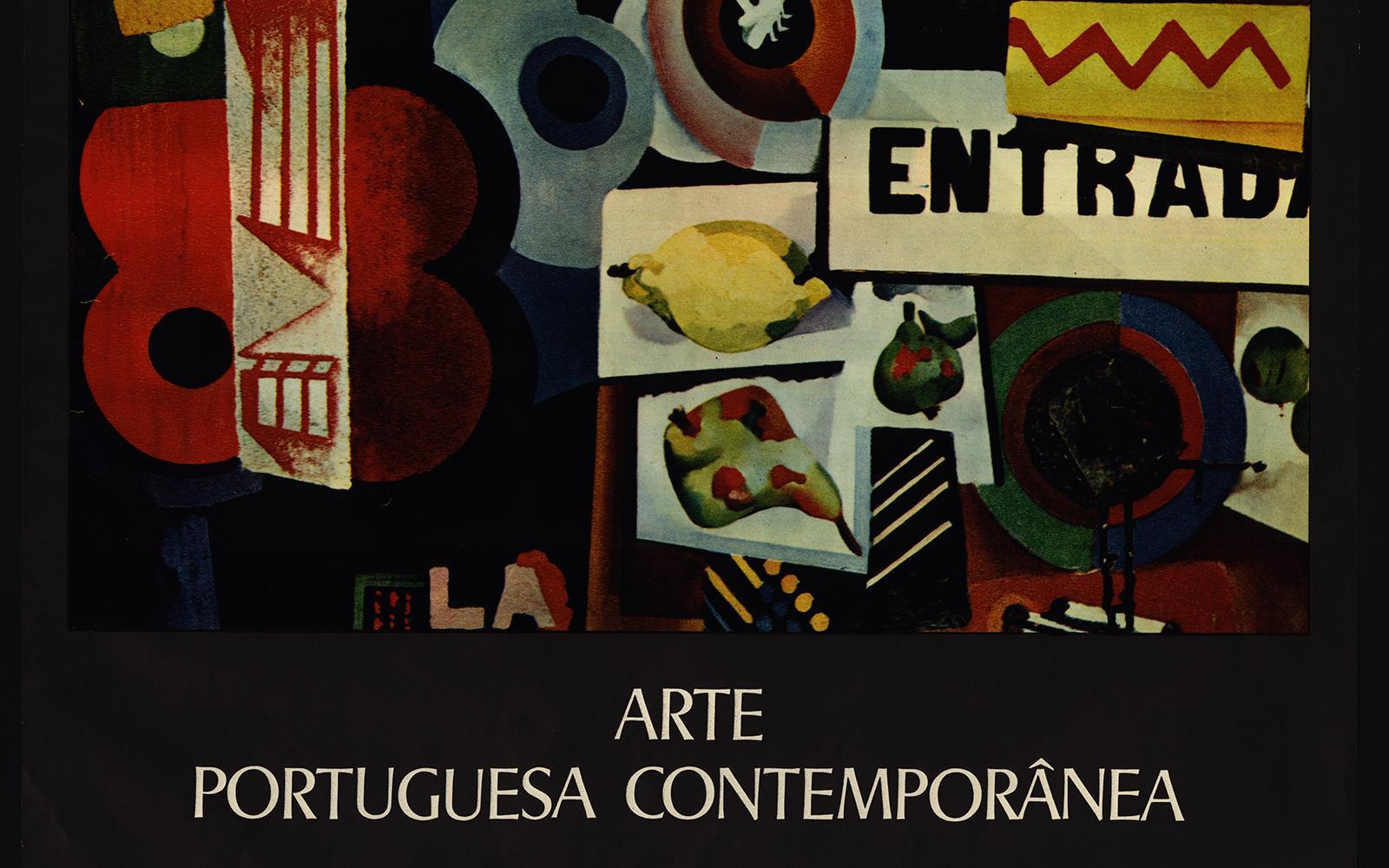 Arte Portuguesa Contemporânea. Brasília. São Paulo. Rio de Janeiro