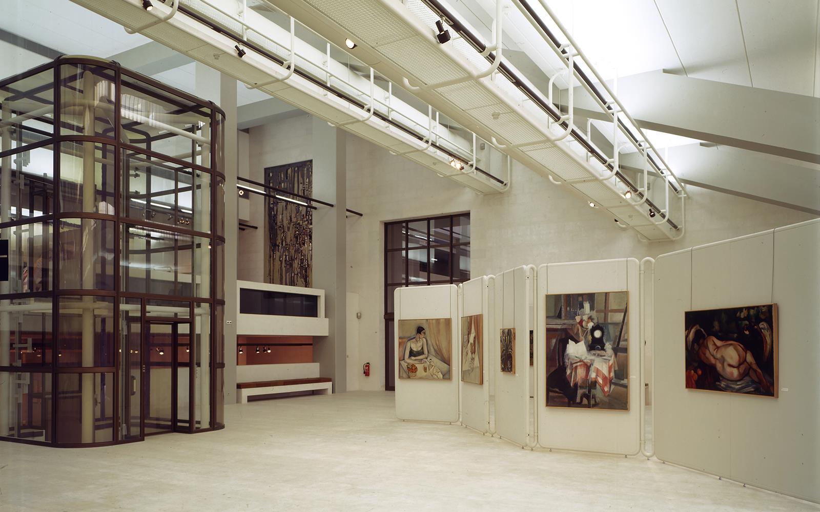 Mostra da Colecção do CAM, 1983 – 1985
