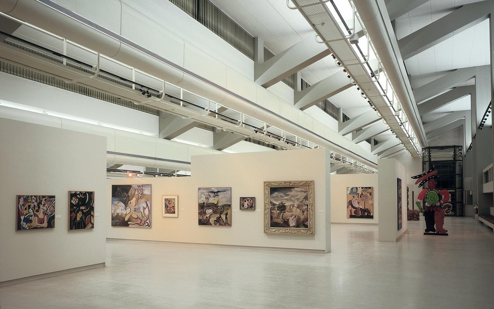 Mostra da Colecção CAM, 1989 – 1990
