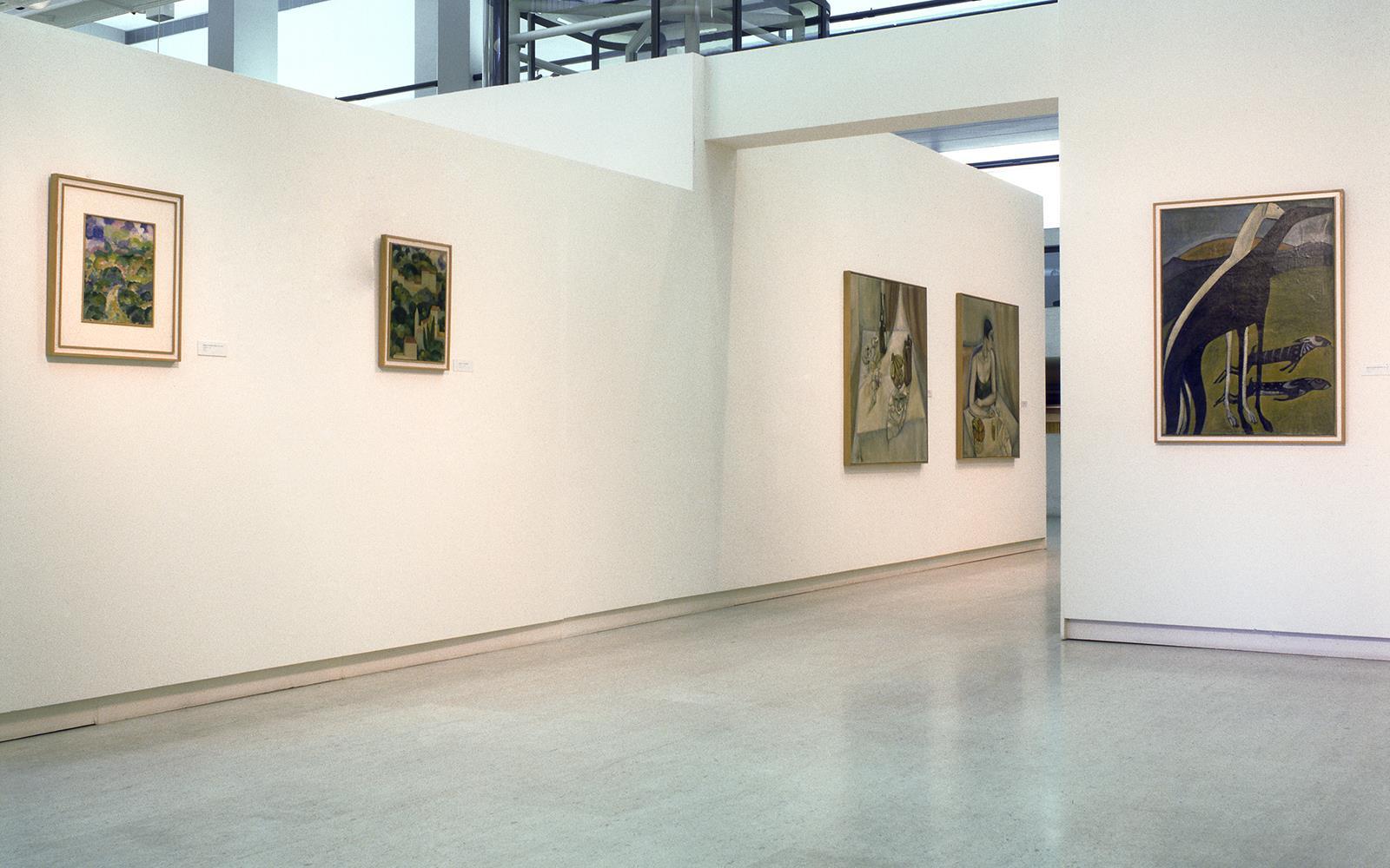 Mostra da Colecção CAM, 1991 – 1994