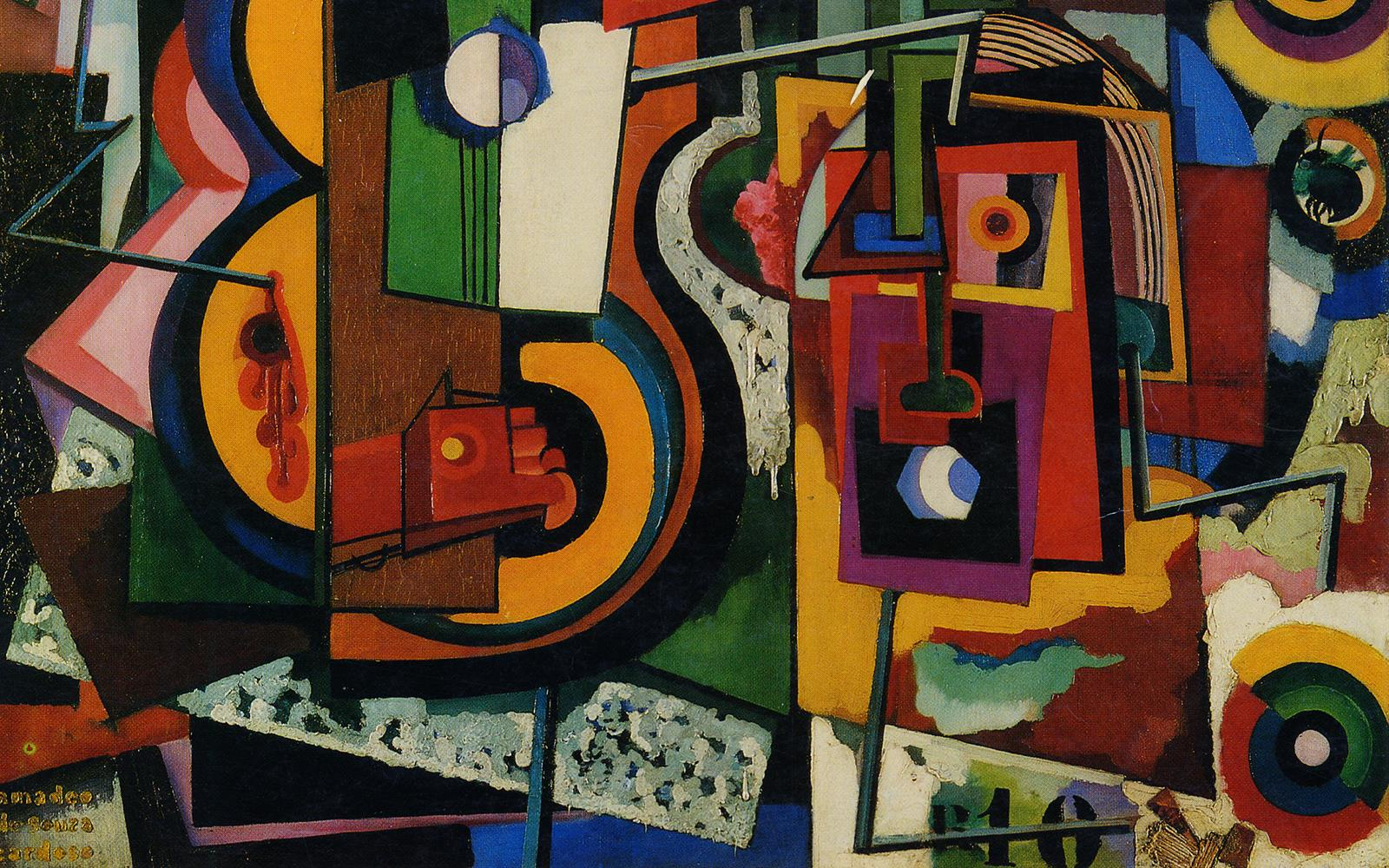 Portuguese Contemporary Painting. Collection of the Modern Art Center