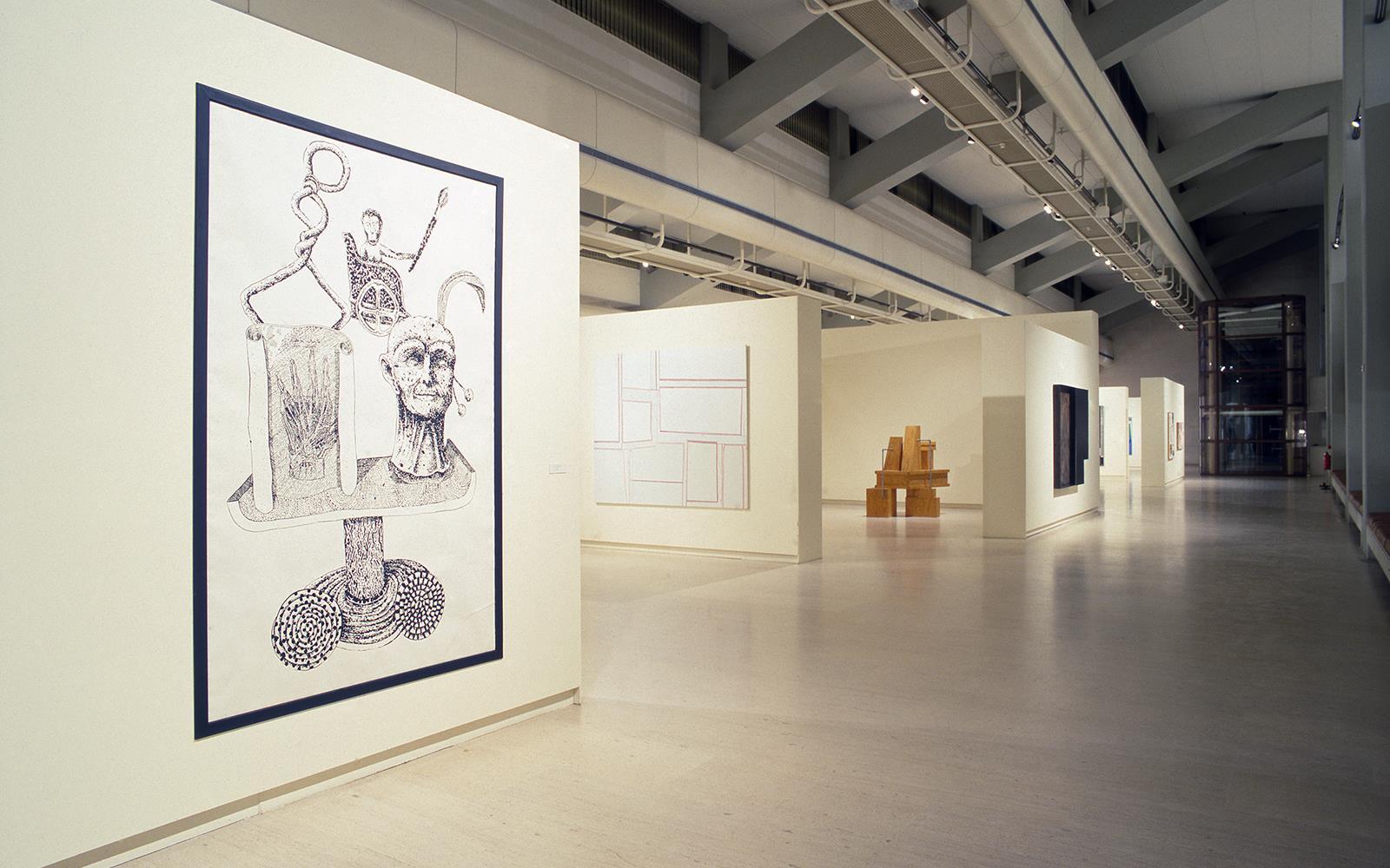 Mostra da Colecção do CAMJAP, 1994 – 1997
