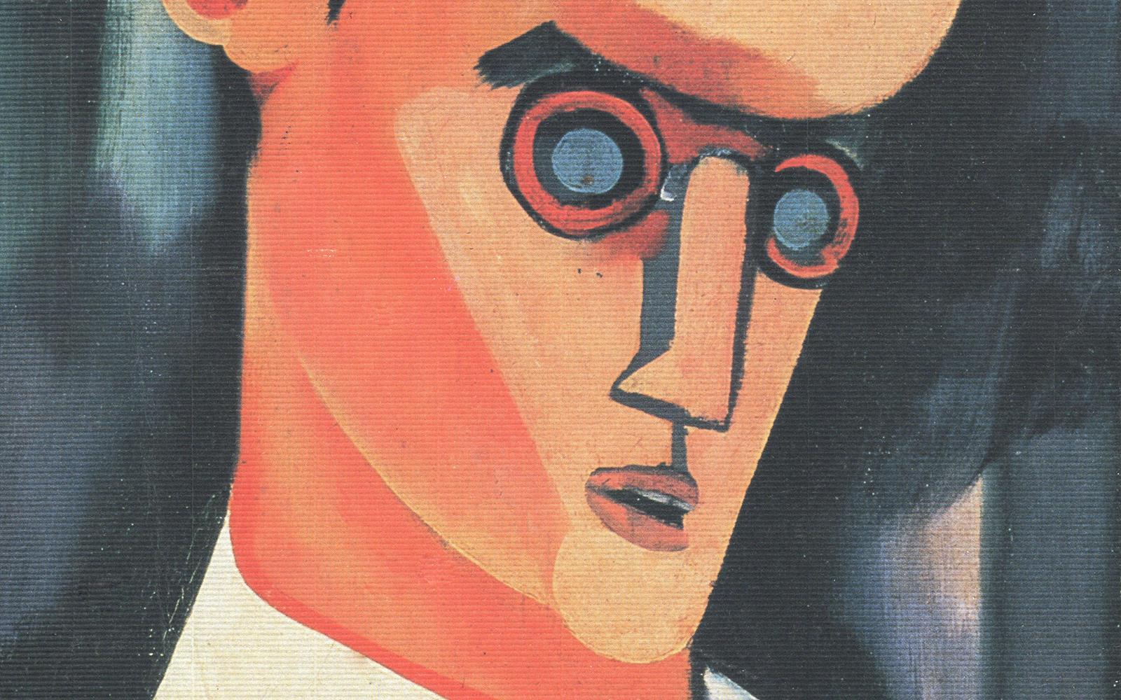 At the Edge. A Portuguese Futurist. Amadeo de Souza-Cardoso