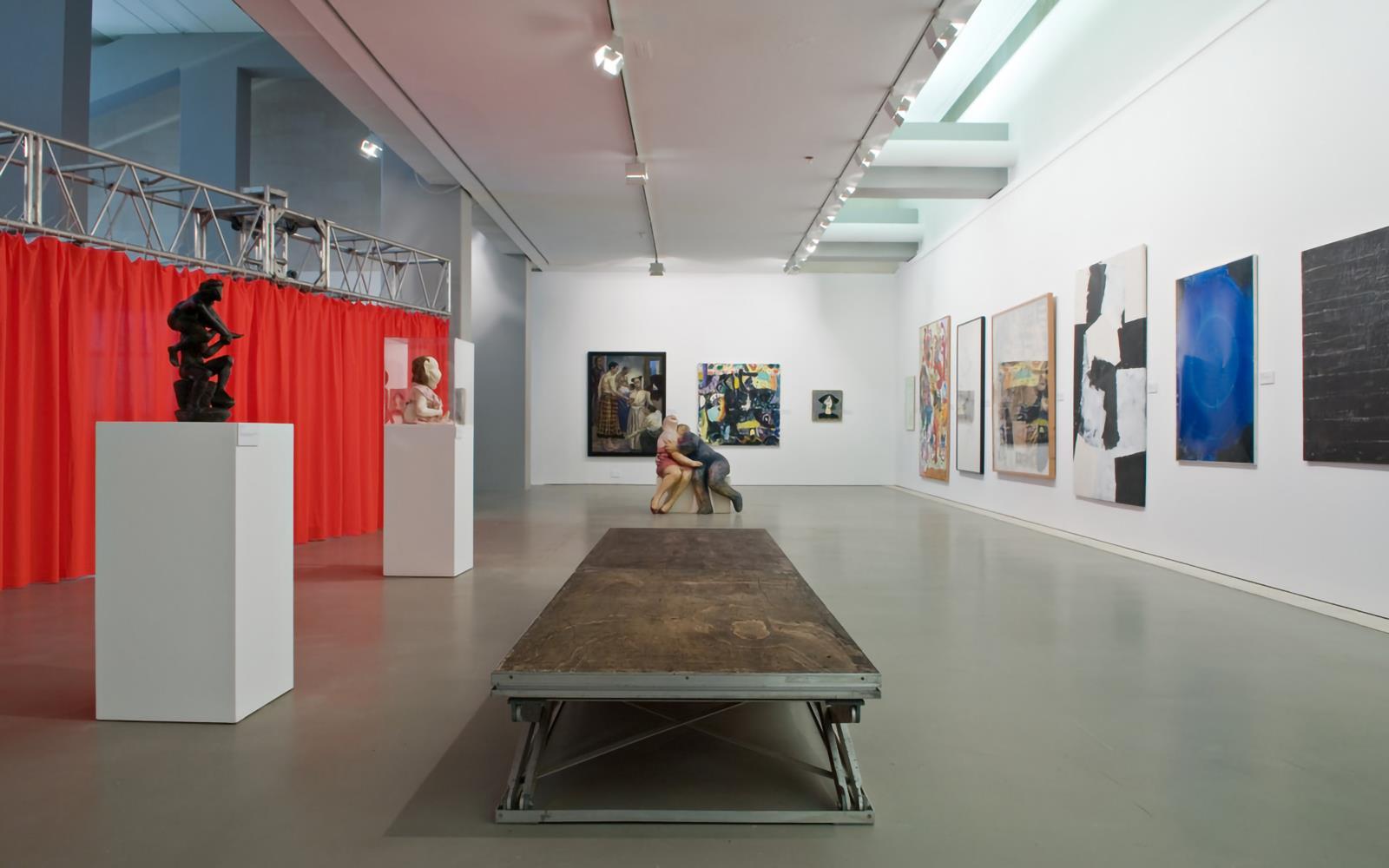 Heimo Zobernig e a Colecção da Tate / Heimo Zobernig e a Colecção do Centro de Arte Moderna da Fundação Calouste Gulbenkian