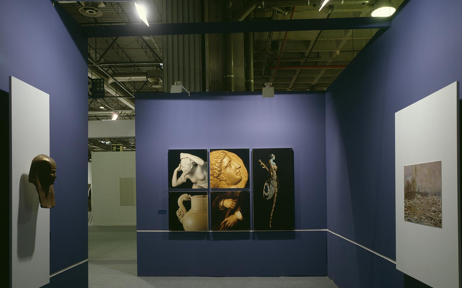 Participação da FCG na ARCO'98 – Feria Internacional de Arte Contemporáneo