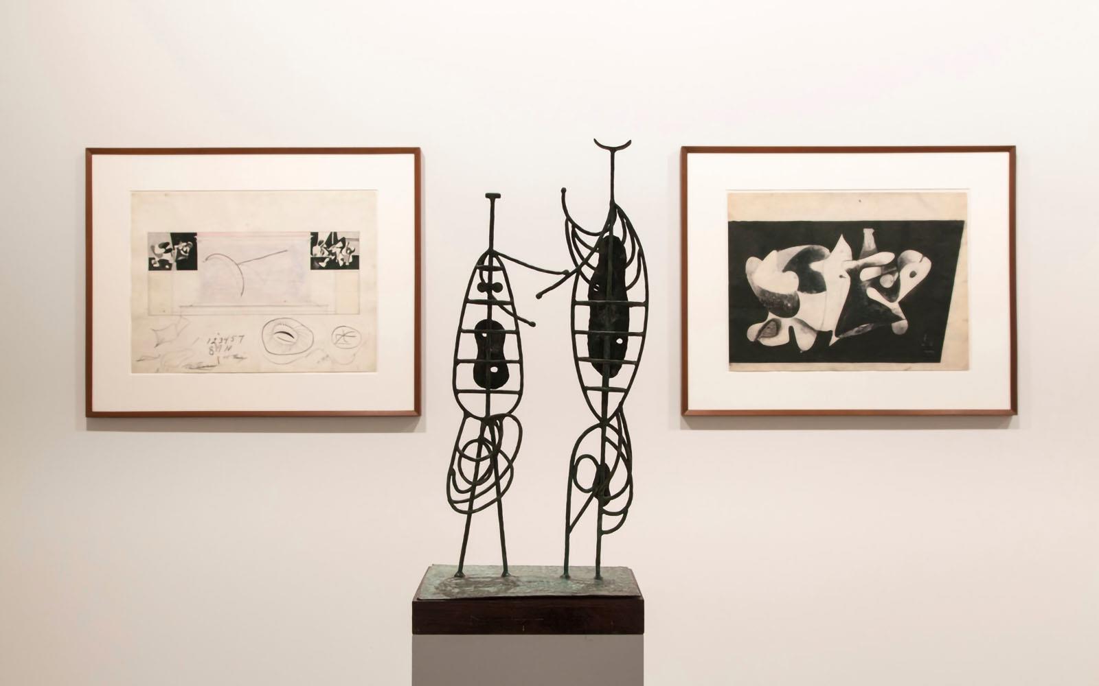 Arshile Gorky e a Coleção