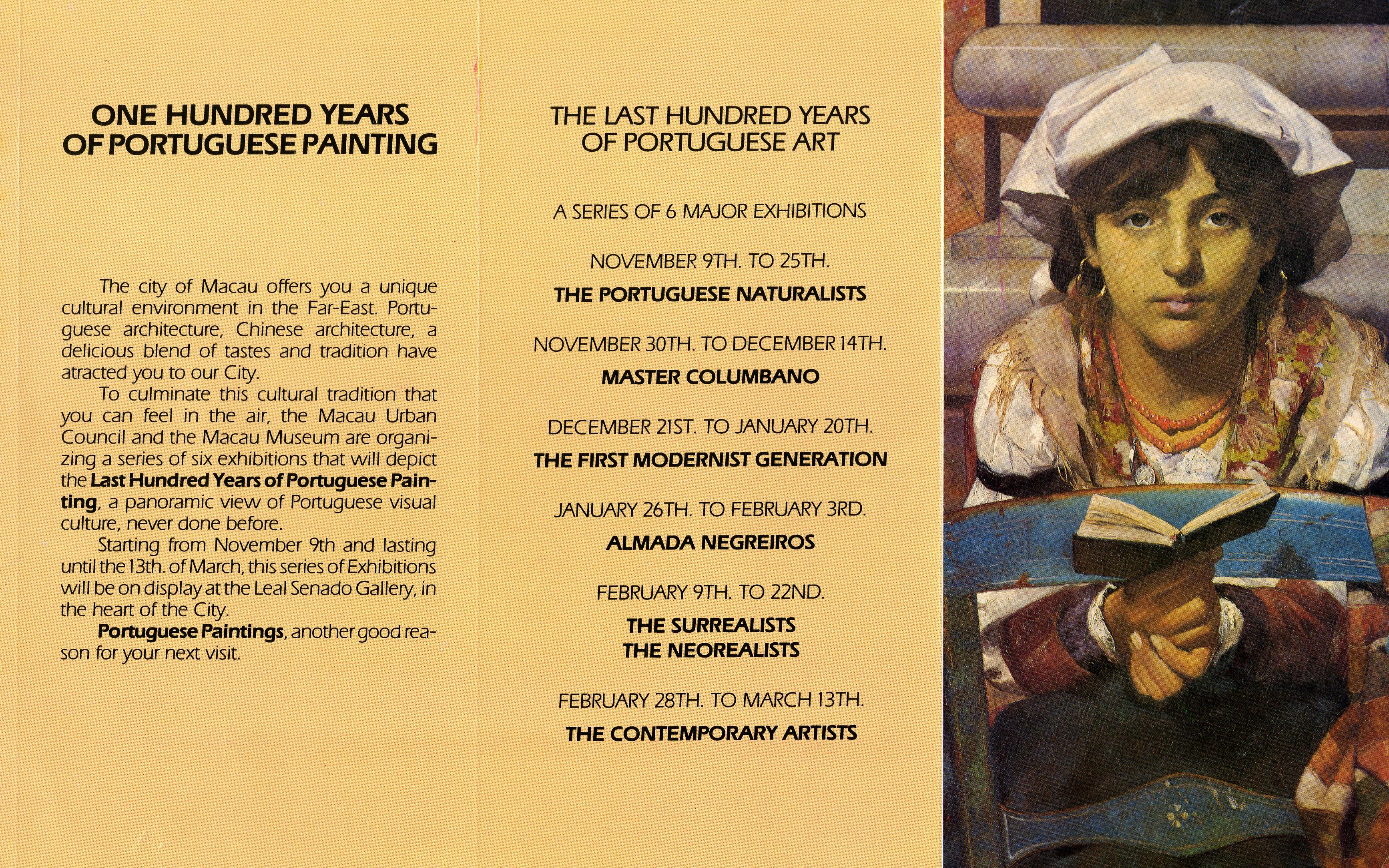 100 Anos de Pintura Portuguesa