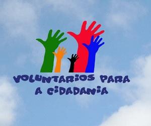 Voluntários para a cidadania