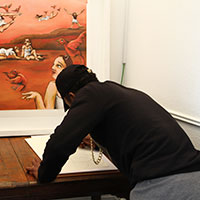 Meeting Visual Arts and Social Inclusion