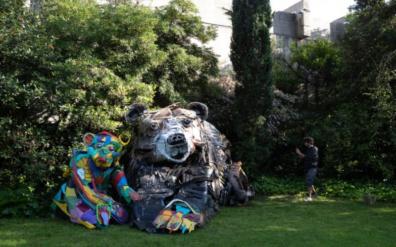 A pegada da sustentabilidade na arte