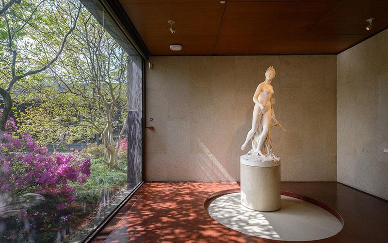 Museu Gulbenkian em primeiro lugar