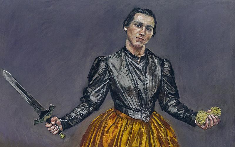Paula Rego in Paris