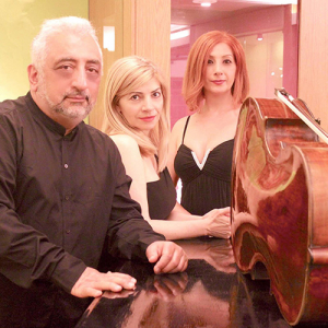 Dellalian Trio and Lisbon Chamber Ensemble