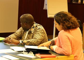 Workshop para ONGD portuguesas e ONG dos PALOP © DR
