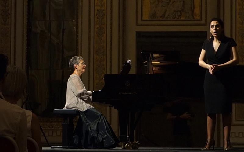 Maria João Pires e Talar Dekrmanjian