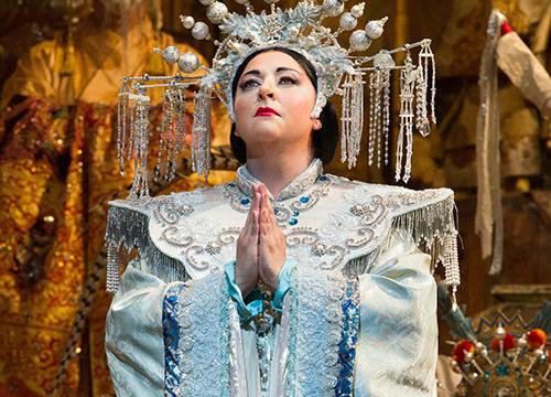Turandot (Christine Goerke)