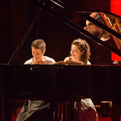 Maria João Pires e Lilit Grigoryan