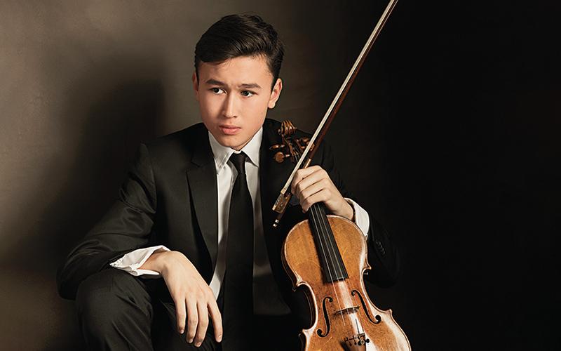 Daniel Lozakovich