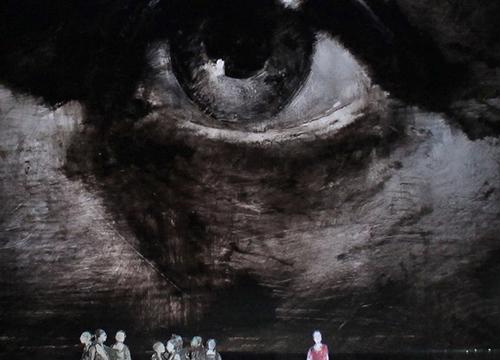 O Navio Fantasma (cenário)