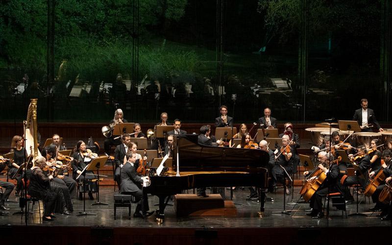 Orquestra Gulbenkian, Bertrand Chamayou e Nuno Coelho