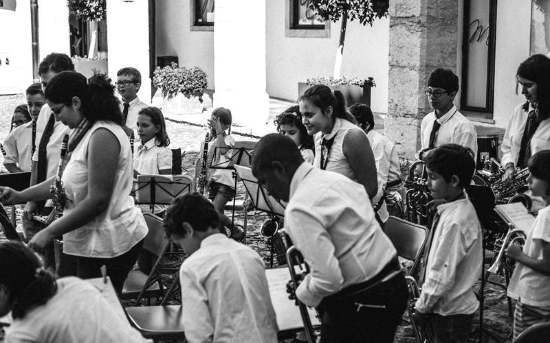 Banda Juvenil Guilherme Cossoul© Vitorino Coragem