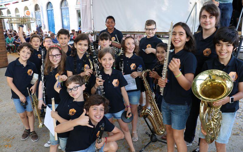 Banda Juvenil Guilherme Cossoul© António Nunes