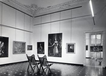 Franco Albini e Franca Helg, Palazzo Bianco, Génova, 1949-1951.