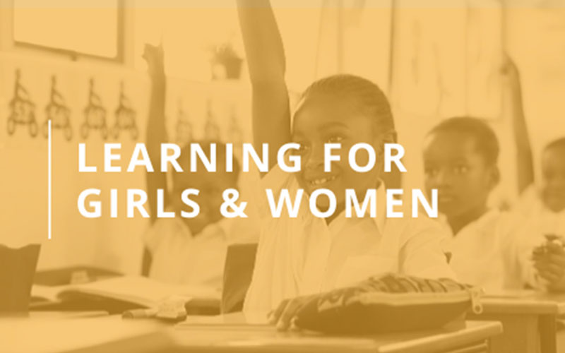 Learning for Girls & Women
