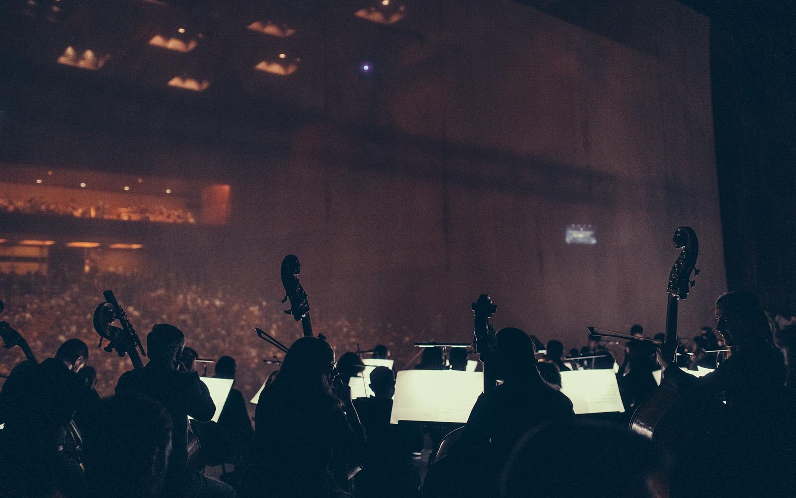 A Música continua © Pedro Pina