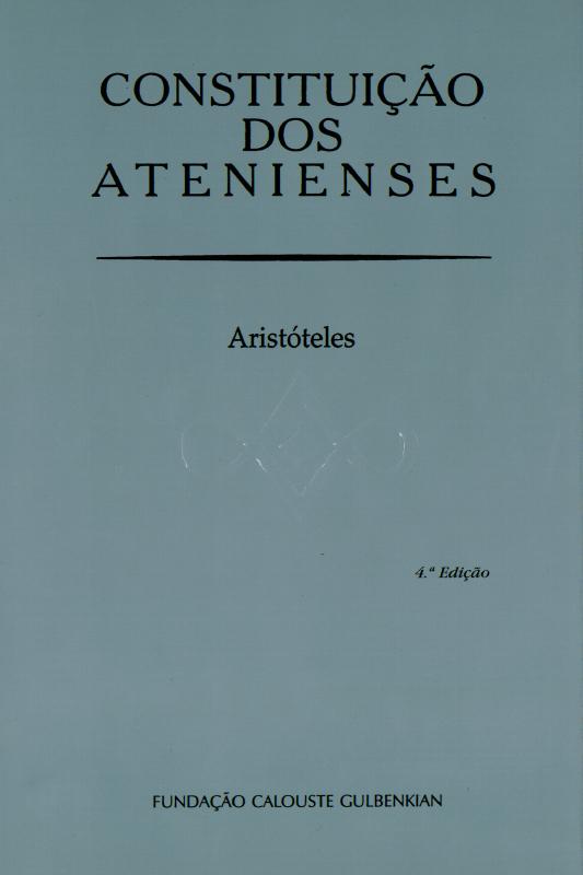 Constituição dos Atenienses / Aristóteles