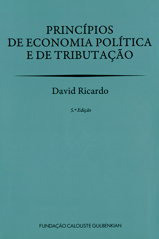 Princípios de Economia Política e de Tributação