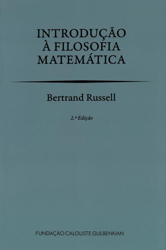 Introdução à Filosofia Matemática