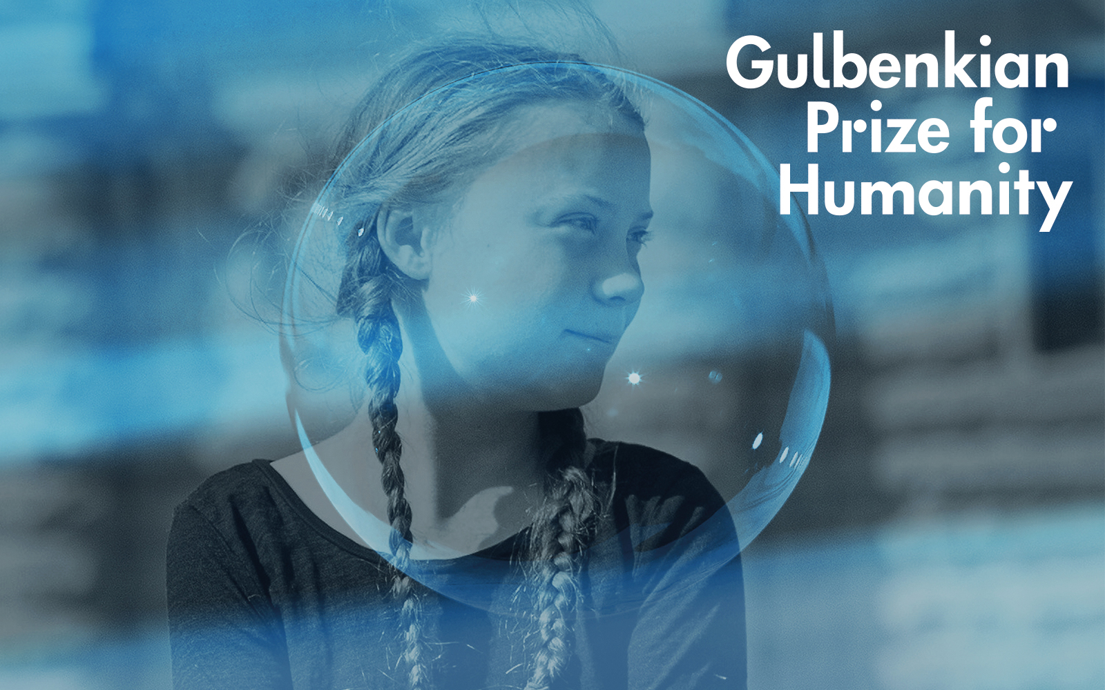 Greta Thunberg is the winner of the first Gulbenkian Prize for ...