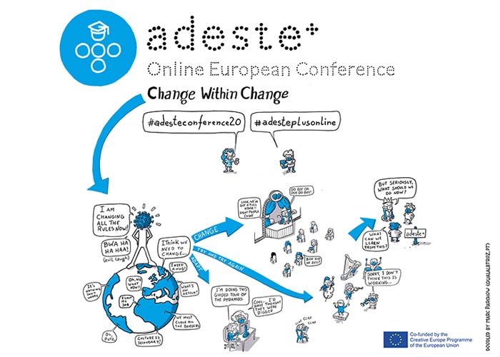 Adeste online conference