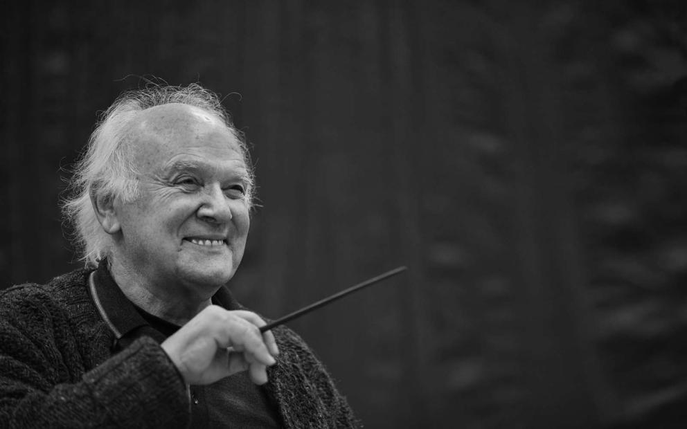 Michel-Corboz © Hugo Glendinning
