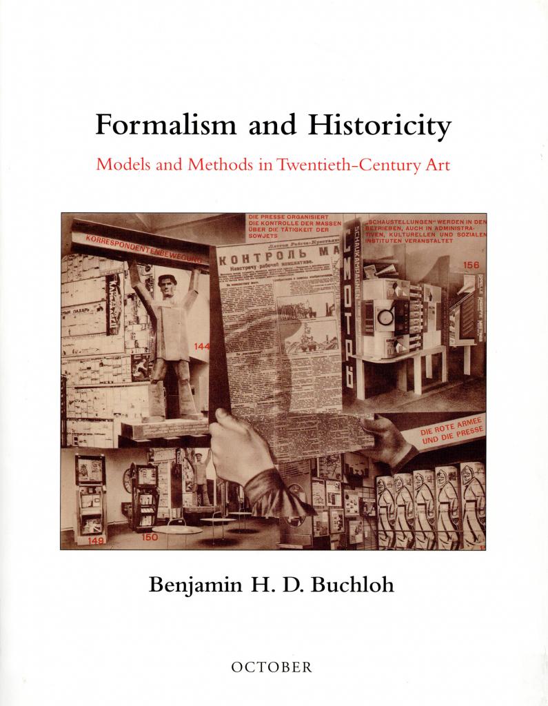 Benjamin buchloh essays