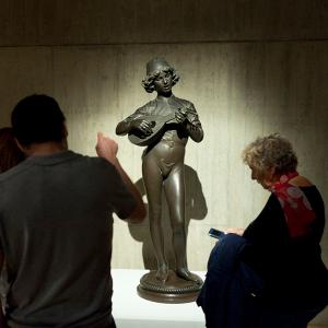 Pose e Variações. Escultura em Paris no Tempo de Rodin