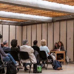 Conversas na Biblioteca de Arte