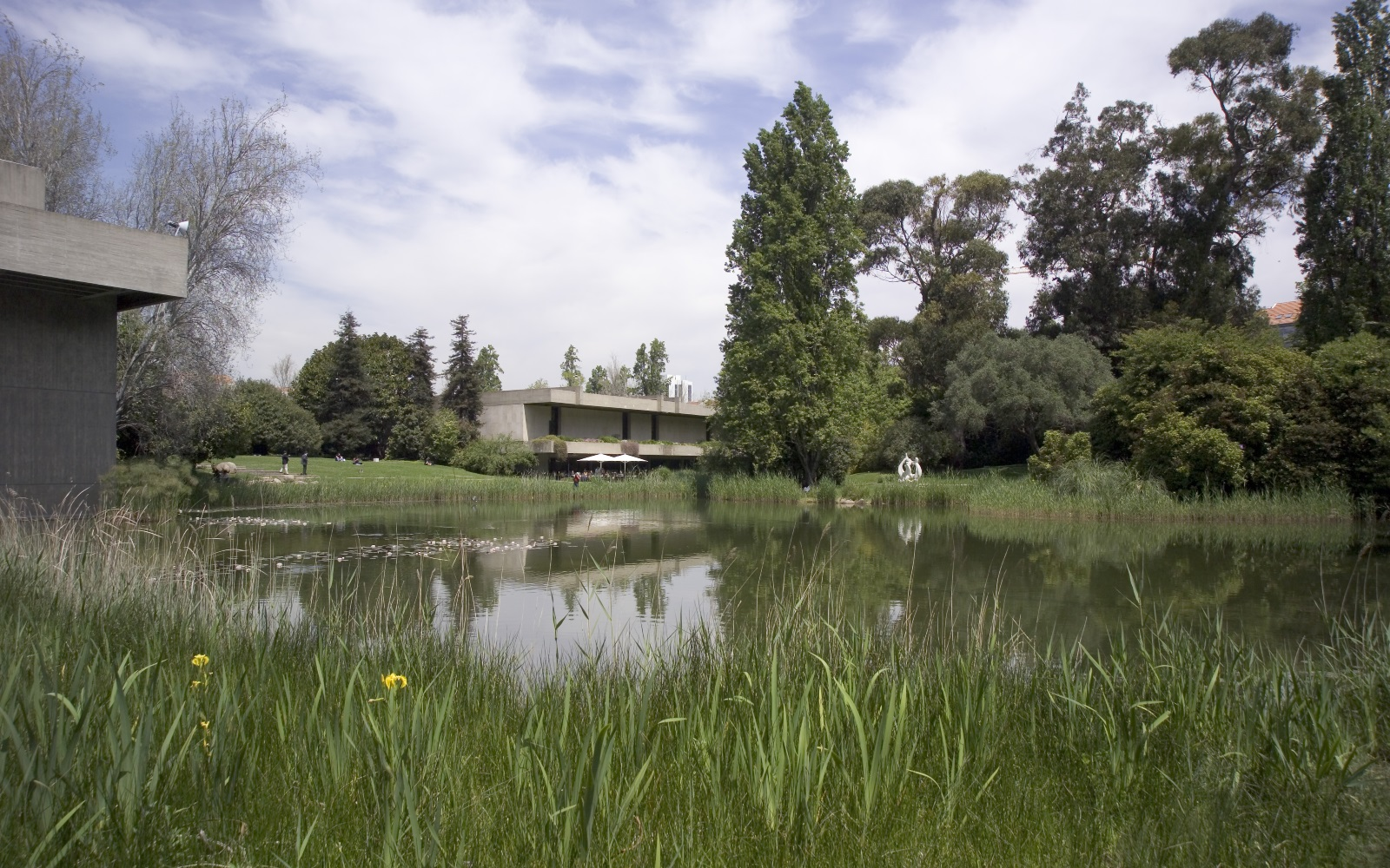 Jardim Gulbenkian fechado ao público