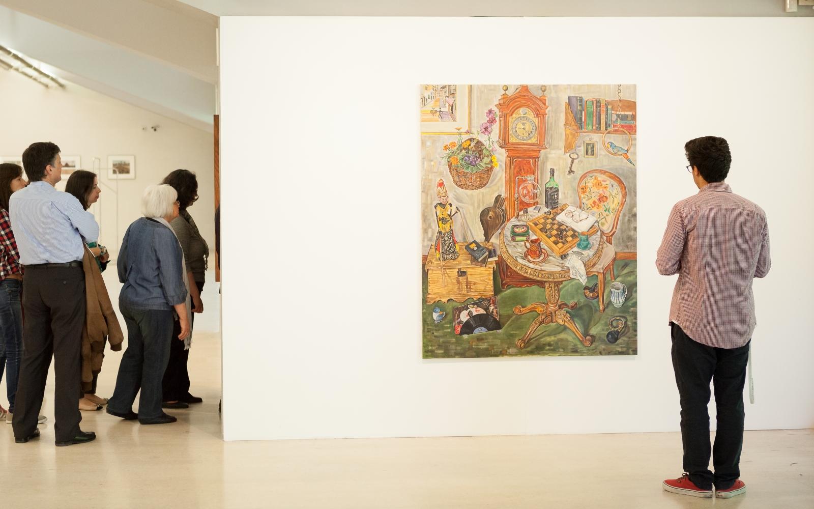 Visita virtual ao Museu Gulbekian