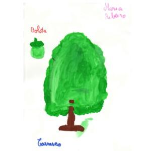"""No desafio """"Aguarelário II"""" a Maria Ribeiro pintou um carrasco"""