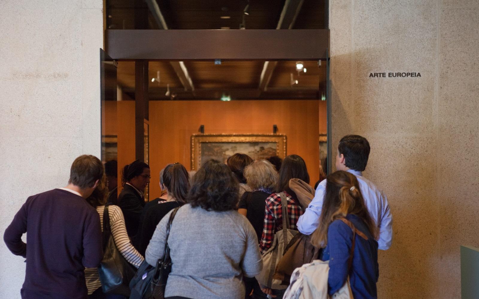 Visita pedagógica: para quem são os museus?