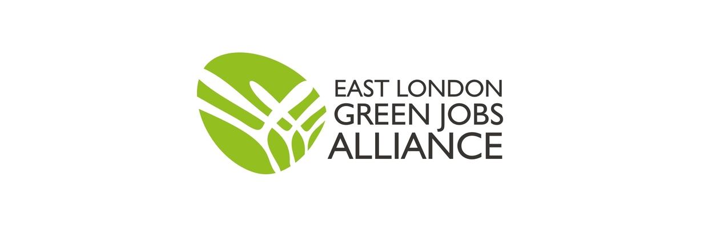 East London Green Jobs Alliance logo