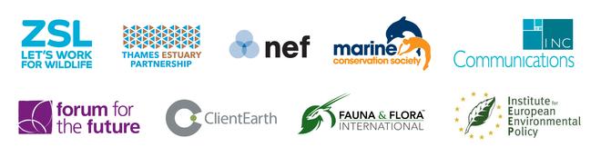 Marine CoLABoration partner logos