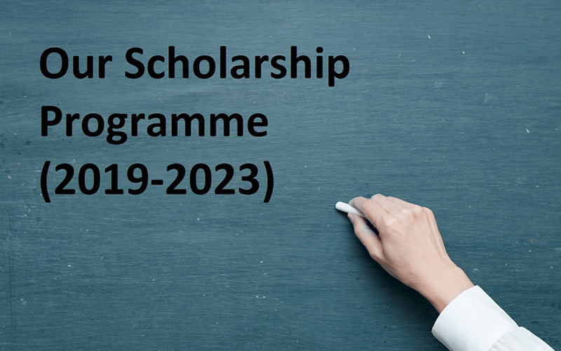 Our Scholarship Programme