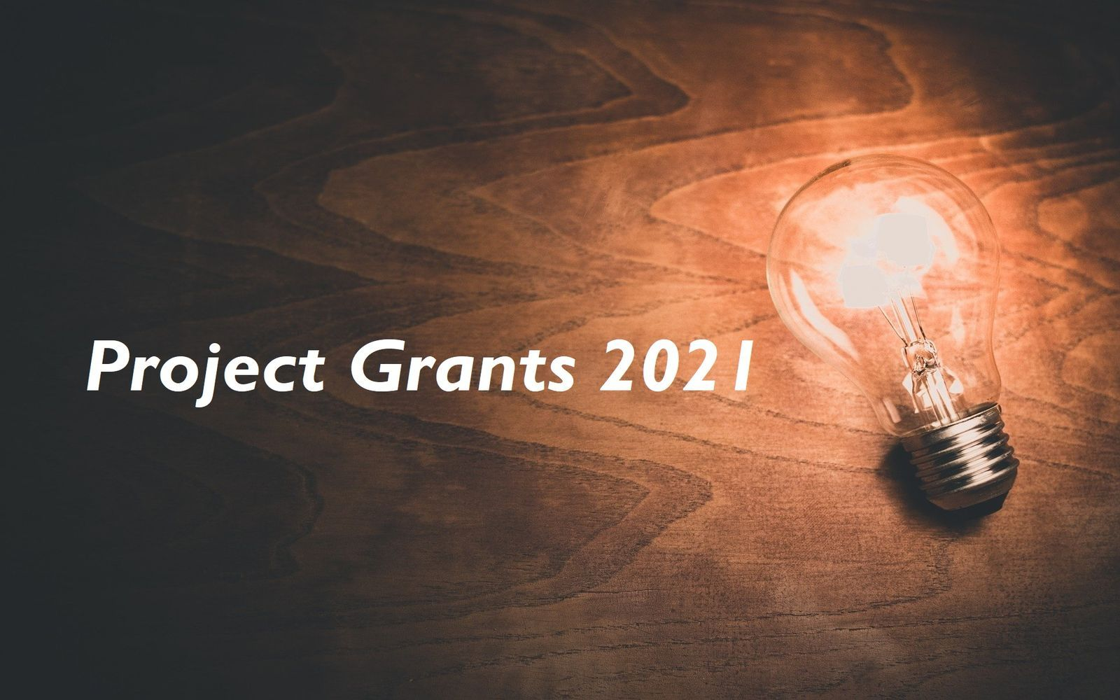 Project Grants 2021