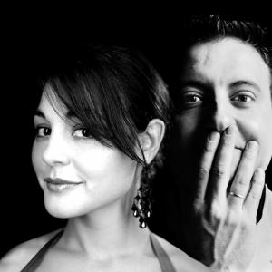 Ana Quintans and Carlos Mena