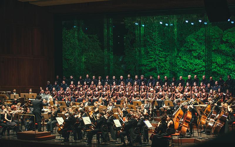 Gulbenkian Orchestra and Choir