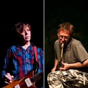 John Zorn + Thurston Moore
